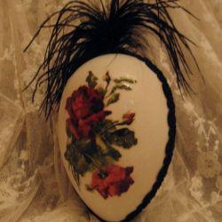Niezwykła wielkanocna dekoracja lub  niebanalny prezent dla kogoś bliskiego.