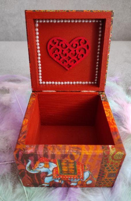Pudełko Taj Machal - Taj Machal 4