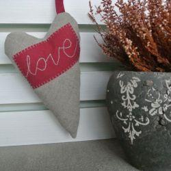 """Serduszko """"Love"""""""
