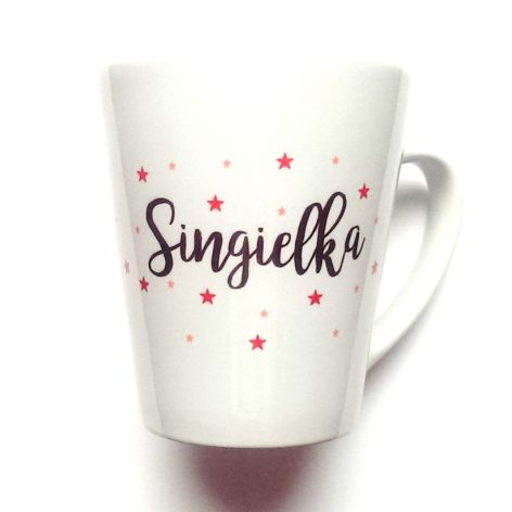 KUBEK Latte SINGIELKA