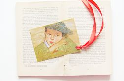 Zakładka do książki - malarstwo polskie