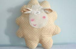 Poduszeczka, przytulanka owieczka .