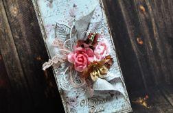 W Dniu Ślubu - różany bukiet