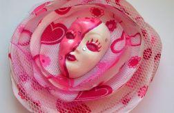Broszka z kolekcji Masquerade - Serca