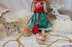 Świąteczny Elf Świętego Mikołaja