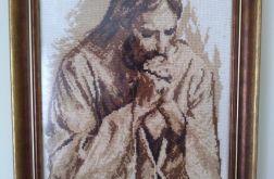 Obraz Jezus na Modlitwie