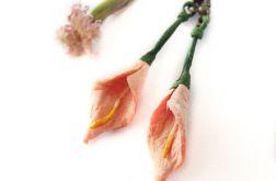 Brzoskwiniowe kwiaty - Wyprzedaż