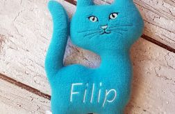 Personalizowany kotek - przytulanka a