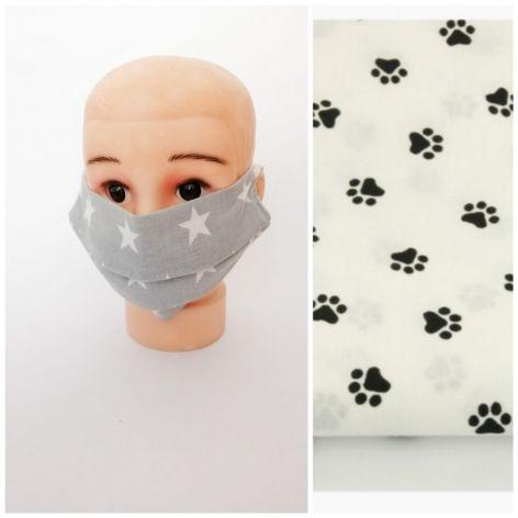 Maseczka bawełniana,na twarz,dorosły/dziec,9