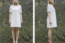 Sukienka biała