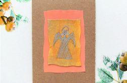 Kartka  świąteczna minimalizm 65