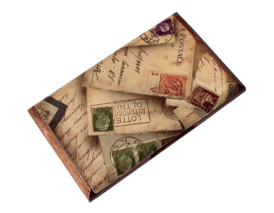 LISTY - wizytownik, etui na karty płatnicze