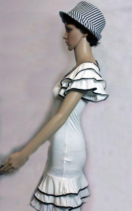 Sukienka Black&White