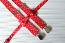 Szelki i mucha Świąteczne #8