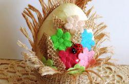 Eko jajo z koszykiem