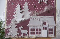 Kartka bożonarodzeniowa 15