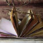 rustic PINK Księga Gości