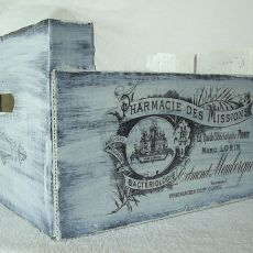 Skrzynia - pudło