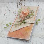 Serdeczne Życzenia- kartka w pudełku 3 - kartka na urodziny