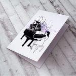 Najpiękniejsze Życzenia II... karteczka II -