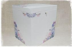 Skrzynka na koperty ślub, personalizacja