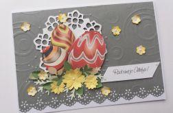 KARTKA z jajkami