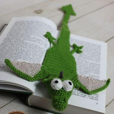 Smok - zakładka do książki