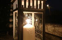 Ręcznie grawerowany lampion