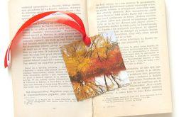 Zakładka do książki jesień 4