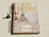 Notes /pamiętnik - Paris, Paris