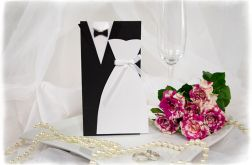 Bride & Groom - zaproszenia na ślub