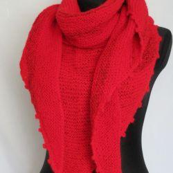 Czerwona chusta