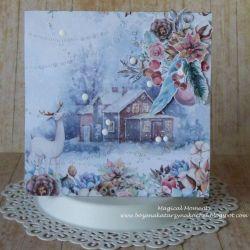 Kartka świąteczna *88