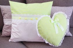 Komplet poduszek, Sweet Heart