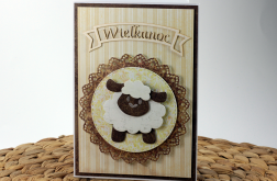 Kartki z owieczką