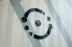 """Zegar ścienny akrylowy """"123789"""""""