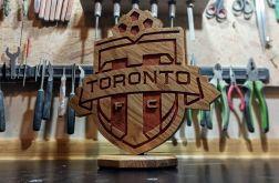 Statuetka inspirowana logo klubu piłkarskiego 3
