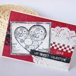 My sweet Valentine - Z sercem