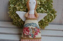 Rustykalny aniołek