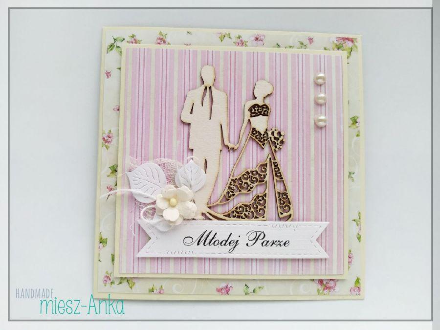 Wyjątkowa KARTKA na wyjątkowy ŚLUB 3 - Ślub, kartka ślubna