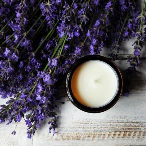 Zapachowa świeca sojowa WAKACJE W PROWANSJI